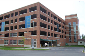 Rochester General Hospital, Parking Garage