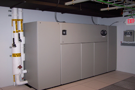 Time Warner Telecom Albany Data Center