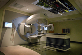 Pluta Cancer Center Linear Accelerator